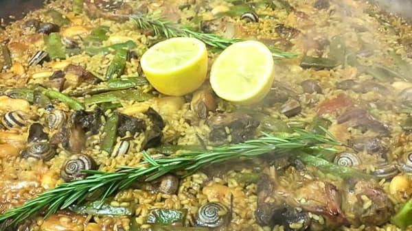 Sugerencia del Chef - Los Naranjos, Valencia