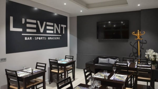 L'Event Dunkerque - Salle de restaurant - L'Event - Dunkerque, Dunkerque