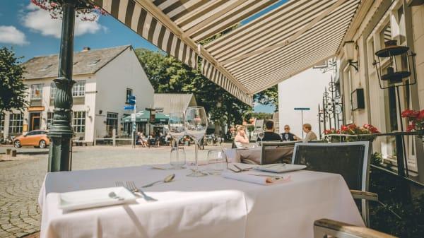 BiB Gourmand Restaurant Herberg Stadt Stevenswaert, Stevensweert