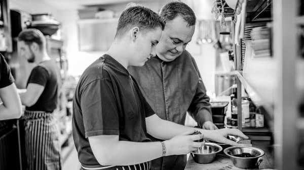 Chef - BiB Gourmand Restaurant Herberg Stadt Stevenswaert, Stevensweert