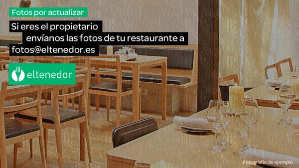 Restaurante - Válgame Dios, El Entrego