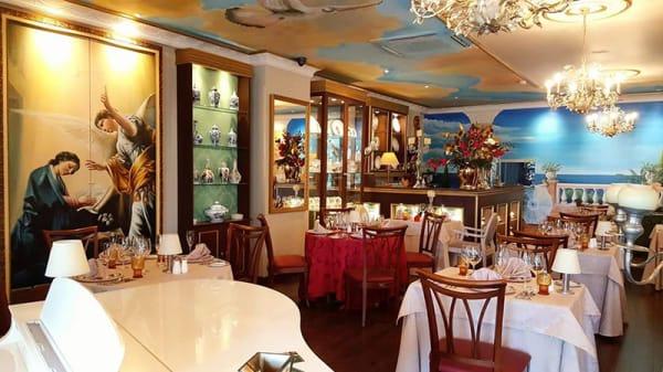 Sala - Restaurante Goya, Funchal