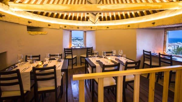 Sala do restaurante - Windmill, Albufeira