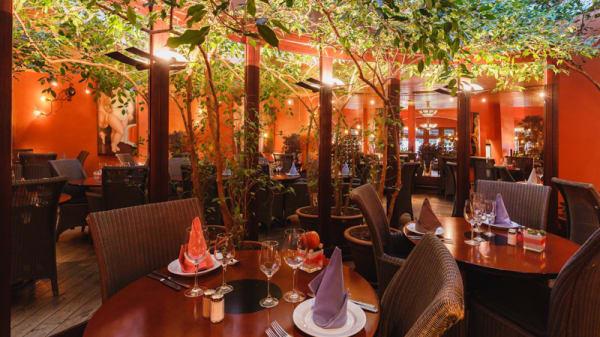 Salle du restaurant - Le Délire Parisien, Saint-Gilles