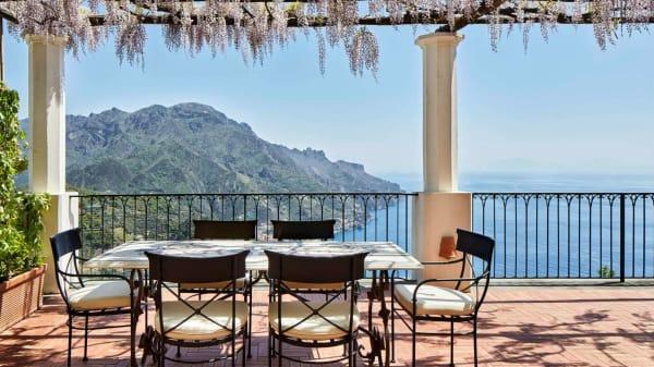 Lobster and Martini Bar, Ravello