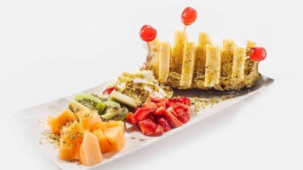 assiette de fruits - Graine de Sesame, Le Havre