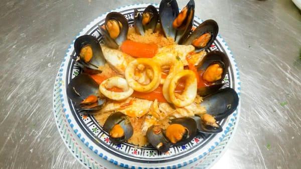 Suggerimento dello chef - Zaytuna, Palermo