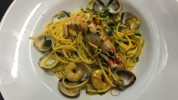 Sugerencia del chef - Piccolo Mondello, Costa Adeje