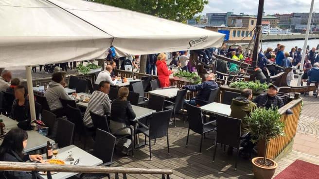 Terrass - Sjöporten Restaurang, Göteborg