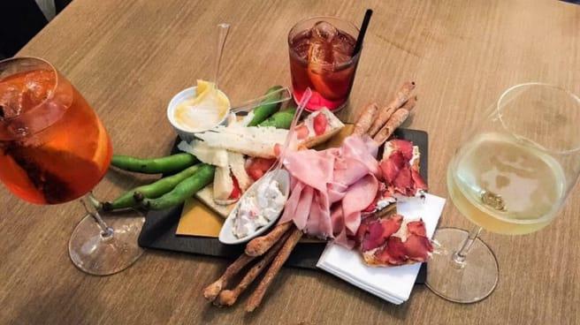 Piatto - Odioilvino, La Spezia