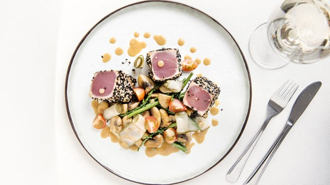 Gerecht - Hooked Seafood & More, Nijverdal