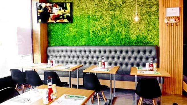 sala - The Burger Lobby - Majadahonda, Majadahonda