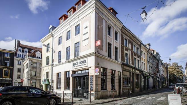 exterieur - Back House, Lille