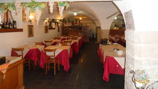 Vista della sala - Cascina Maggia, Brescia