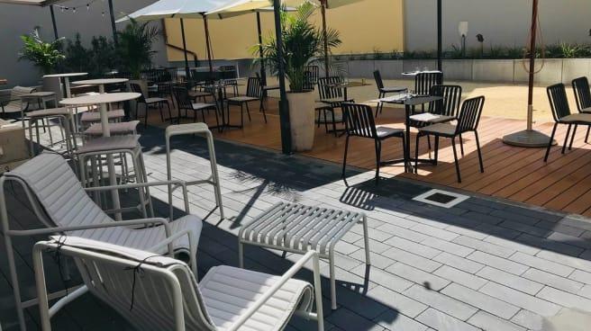 Exterieur - Tandem Restaurant, Bar & Jardin, Vevey
