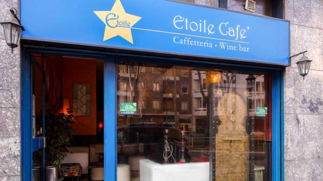 Entrata - Etoile Cafè, Milan