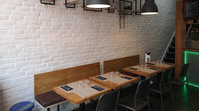 Salle du restaurant - Mama Mia, Toulouse