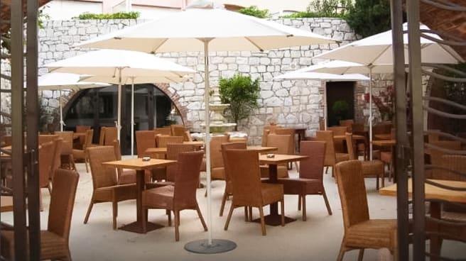 Terrasse - L´Altro, Antibes