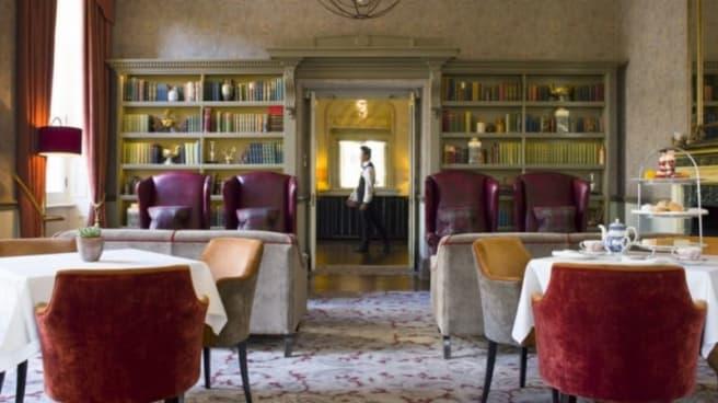 Afternoon Tea at Bath Spa Hotel, Bath