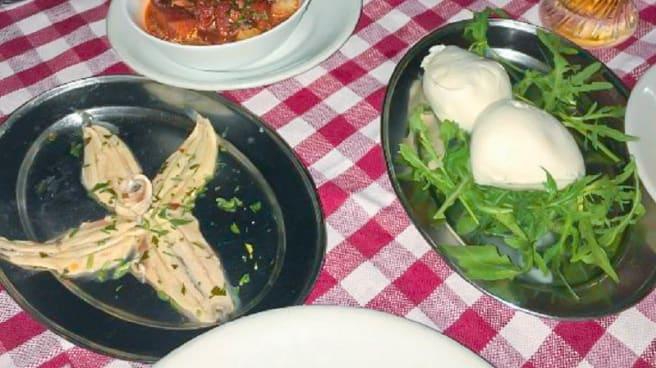 Suggerimento de piatto - Toto Eduardo e Pasta e Fagioli, Naples
