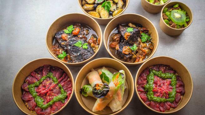 Suggestion du Chef - Nomikaï, Paris