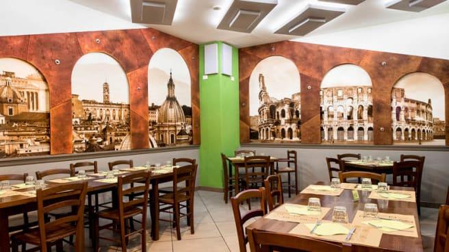 sala - Vicolo del gusto 158, Roma