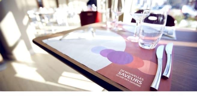 Aperçu d'une table - Campanile Fouquières-les-Béthune