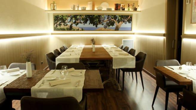 Vista sala - Maran restaurant Marques & Ansesa, Gerona