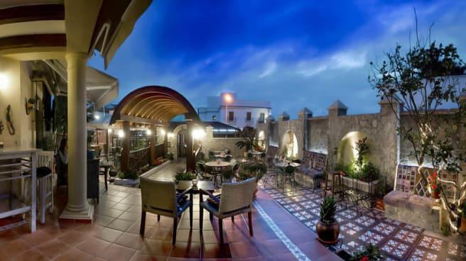 Panoramica Nocturna Restaurante La Terraza - La Terraza, Zahara De Los Atunes