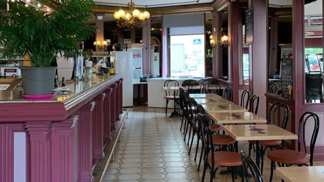 Salle du restaurant - Brasserie des Finances, Montpellier