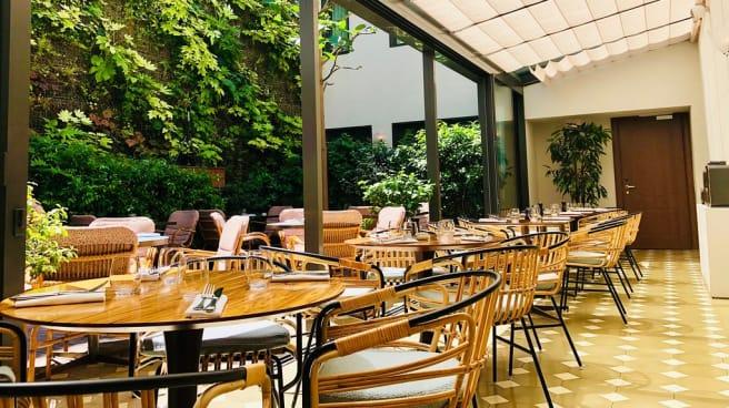 terrasse - Maison Bréguet, Paris