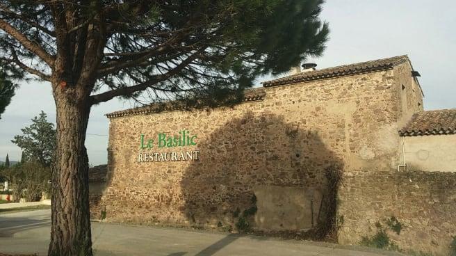facade - Le Basilic, Roquebrune-sur-Argens