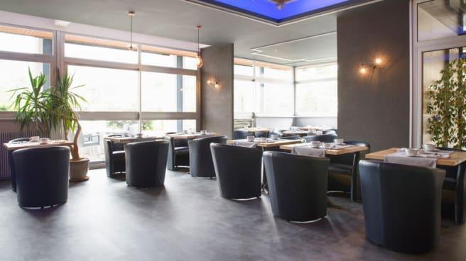 Salle du restaurant - Restaurant du Pont Roupt, Mende