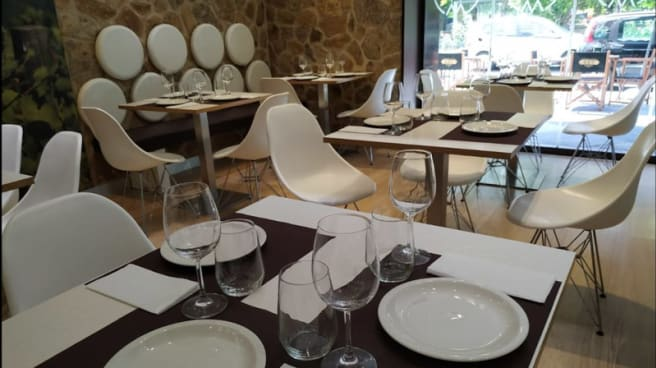 Vista del interior - Gastro bar Chancho en Piedra, Vitoria-Gasteiz