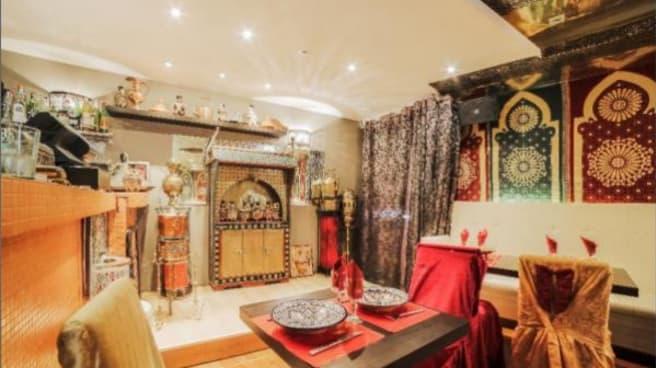 salle - Le Marrakech, Toulouse