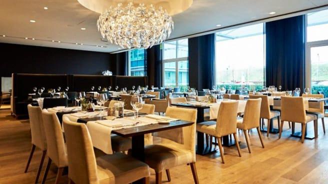 Salle du restaurant - Brasserie Mercure Roeselare, Roulers