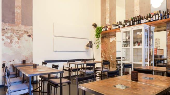 Salone ristorante - Sulle Nuvole, Milan