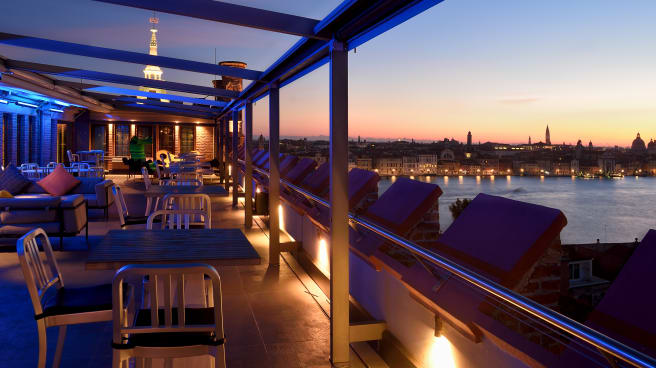 Esterno - Skyline Rooftop Bar, Venezia