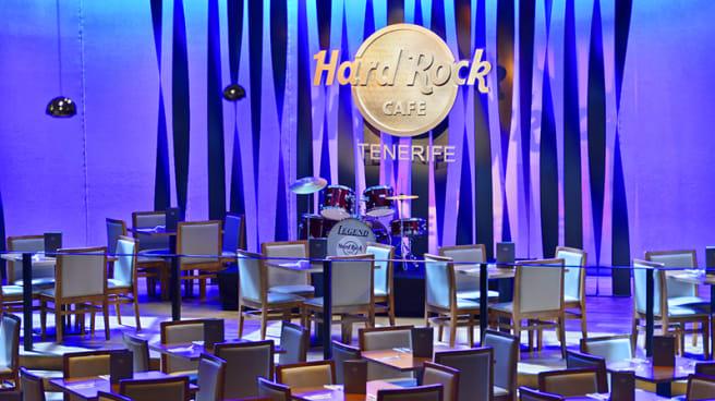 Vista della sala - Hard Rock Cafe Tenerife