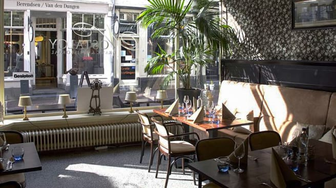 Het restaurant - King of India Arnhem, Arnhem
