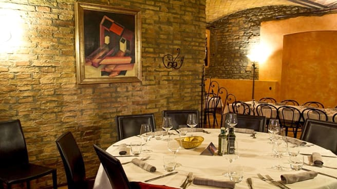 Interno - Vecchia Cantina, Castelvetro Di Modena