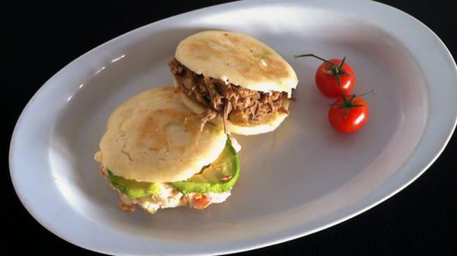 Sugerencia de plato - Mr Kaffe Gastronomia Venezolana, Galapagar