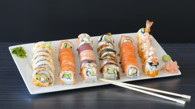 Plateau sushi - Modern Sushi Vitrolles, Vitrolles