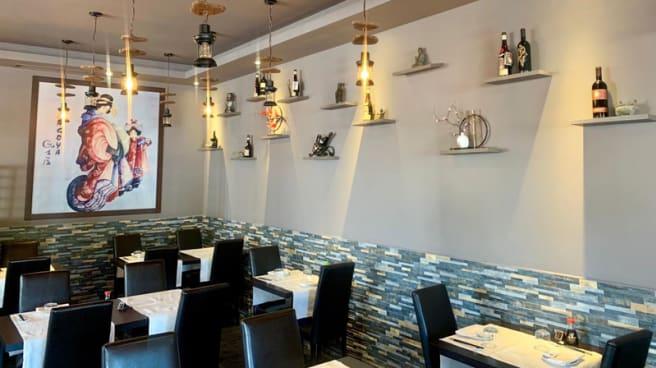 Interno - Ristorante Sushi Osaka