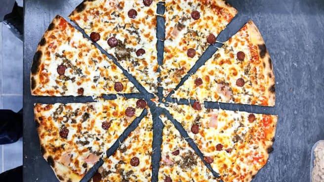 Suggestion du chef - Pizzeria O'MARIO, Rouen