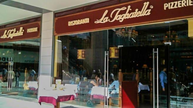 Vista fachada - La Tagliatella Venecia, Zaragoza