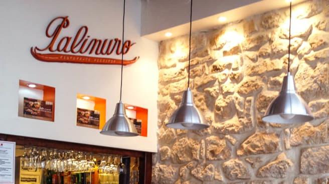 Détail de décoration - Palinuro, Paris