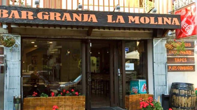 Fachada - La Molina