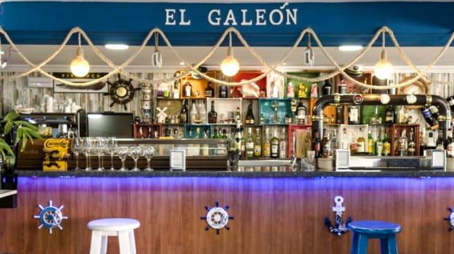 Sala - Galeón