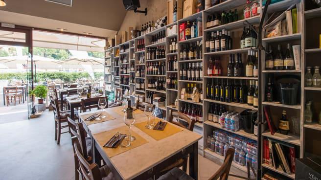 Sala del ristorante - Mediterraneo Albaro, Genoa